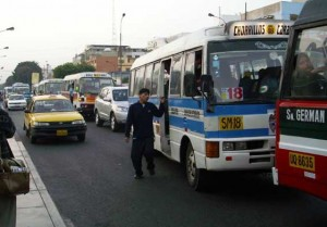 buses transporte