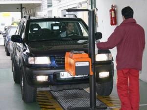 inspeccion vehicular