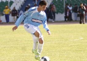 jugador bolivia