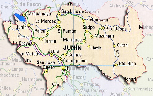 junin musica: