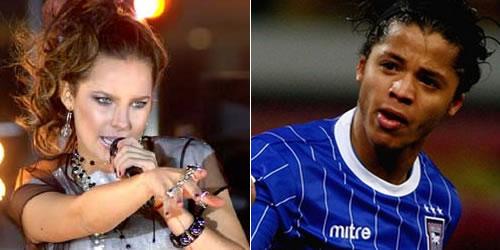 Belinda y el futbolista Giovani Dos Santos ya no son ...