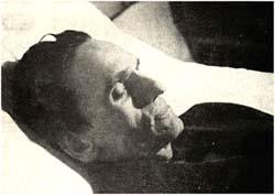 Cesar Vallejo ha muerto