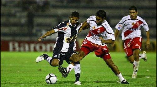 Alianza vs Jose Galvez