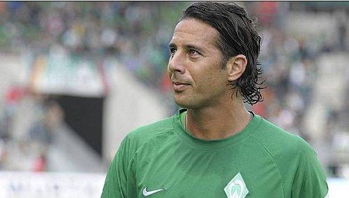 Claudio Pizarro, jugador peruano en alemania