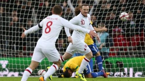 Inglaterra Vs Brasil - FIFA
