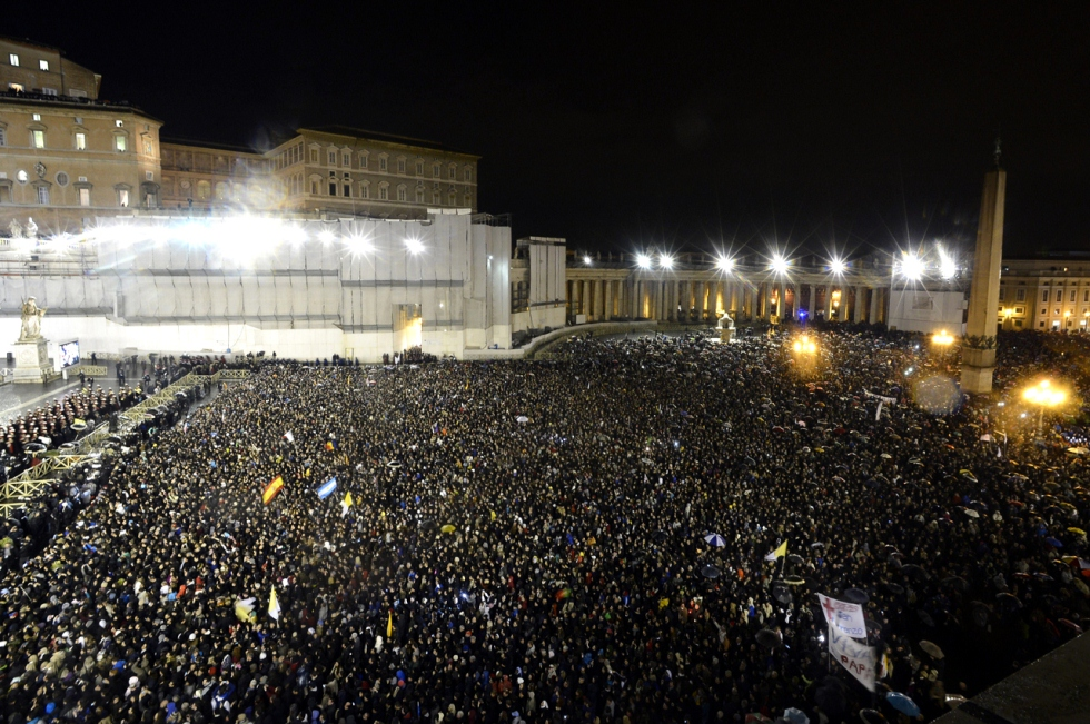 VATICAN-POPE-VOTE-CONCLAVE