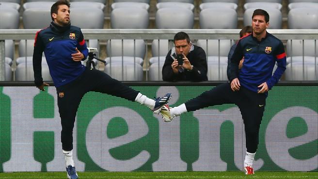Barcelona - UEFA
