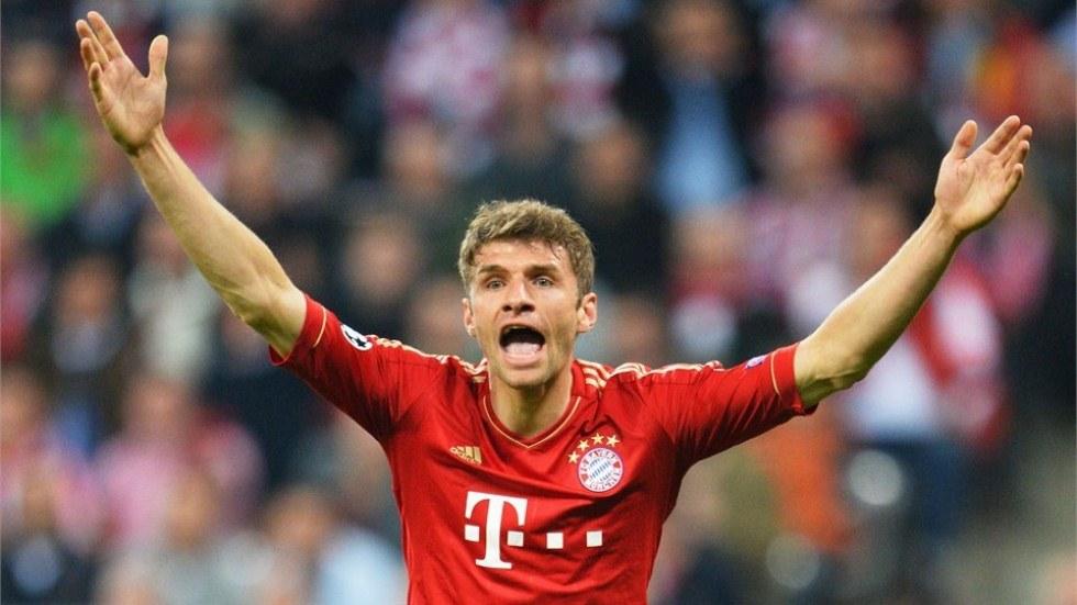 Bayern Munich vs  Barcelona - FIFA 3