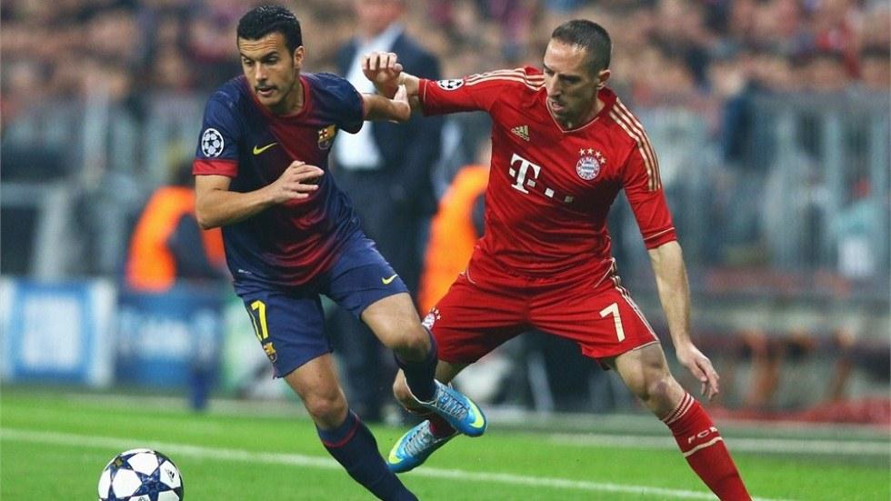 Bayern Munich vs  Barcelona - FIFA 6
