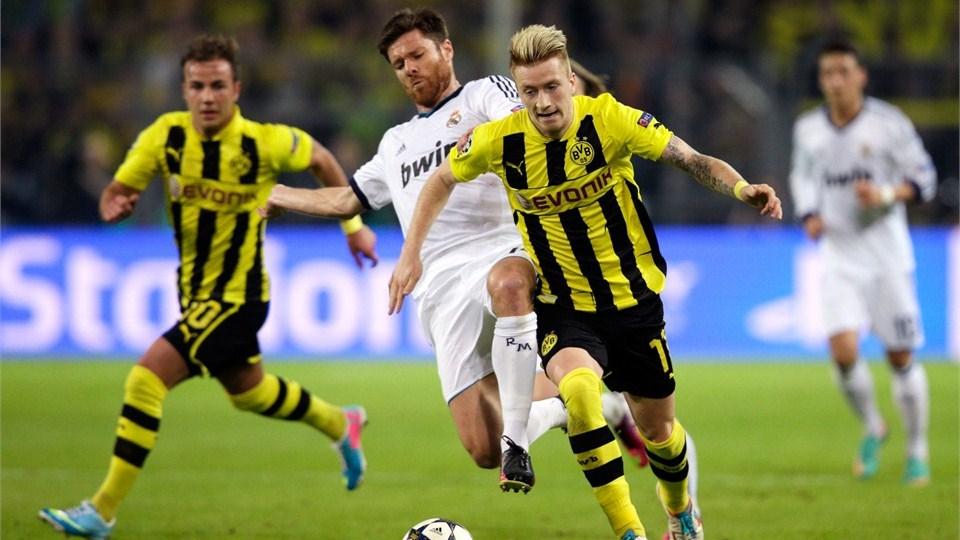 Borussia Dortmund vs Real Madrid - FIFA 3