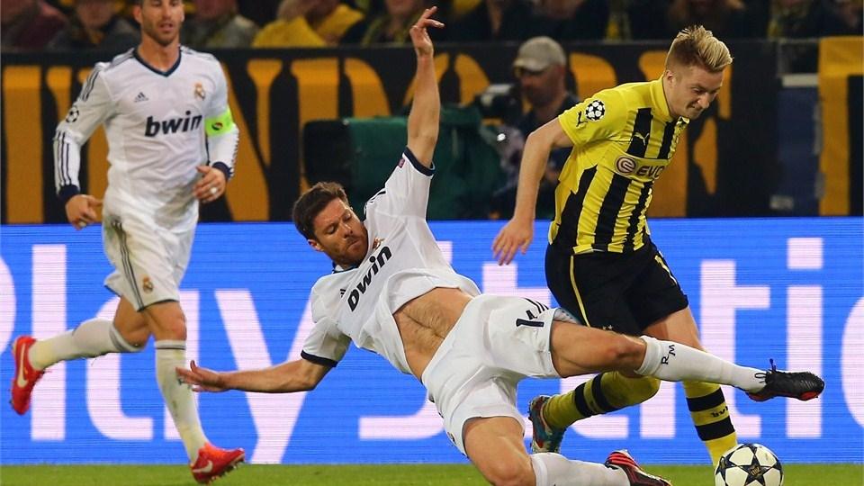 Borussia Dortmund vs Real Madrid - FIFA 7