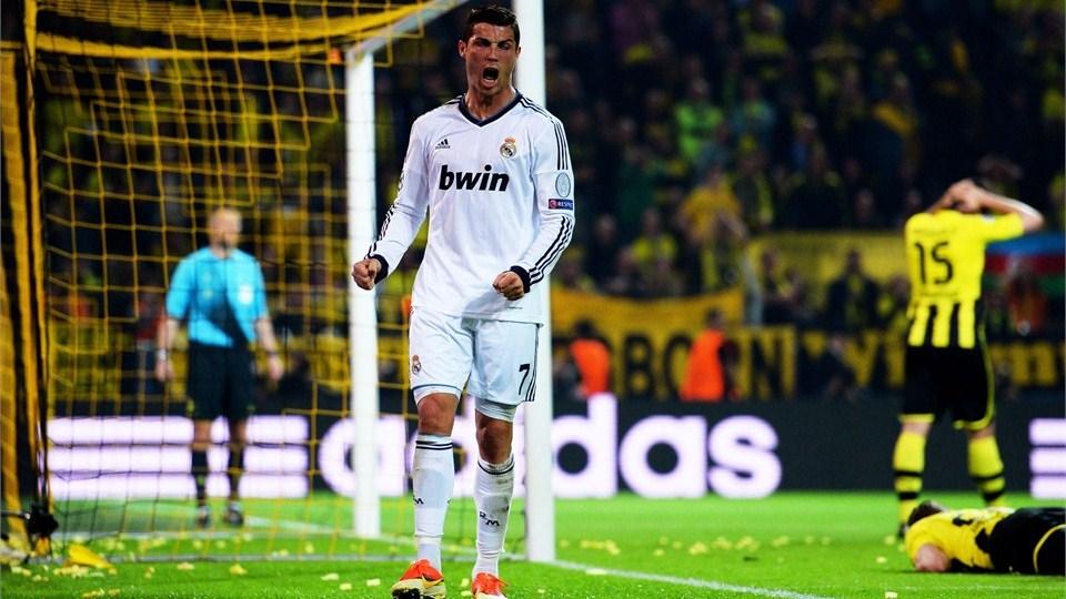 Borussia Dortmund vs Real Madrid - UEFA 05