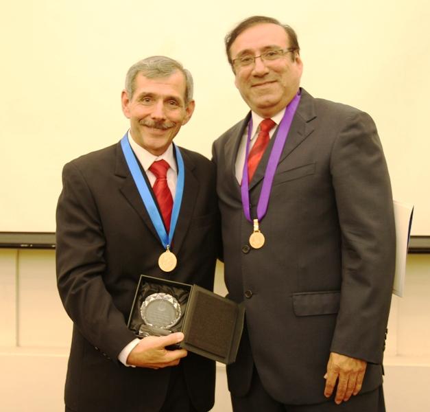 Dr Pedro Saona y Dr Alfredo Celis Lopez