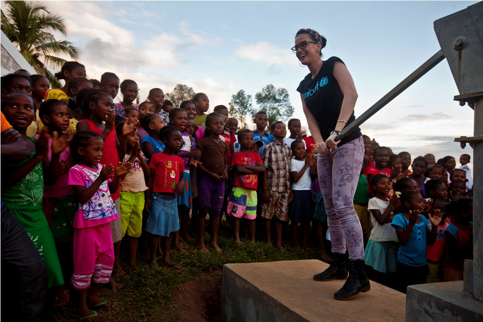 Katy Perry - UNICEF