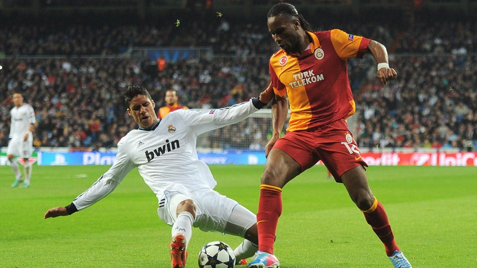 Real Madrid vs Galatasaray - Fifa 1