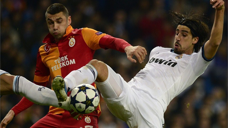 Real Madrid vs Galatasaray - Fifa 5
