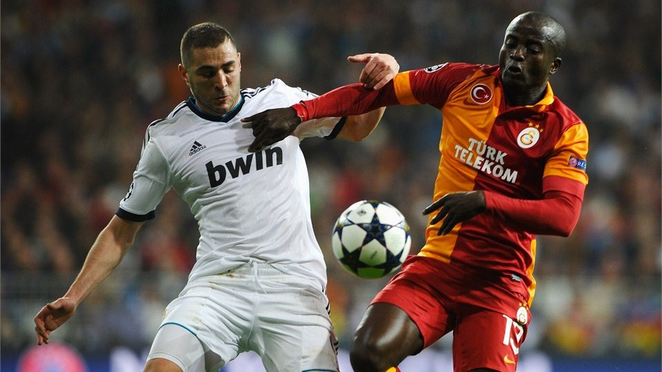 Real Madrid vs Galatasaray - Fifa 8