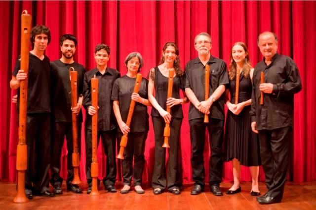 as flautas
