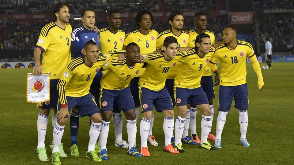 Fifa Peru Colombia