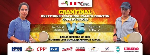 Claudia Suarez vs Sandra Chavez