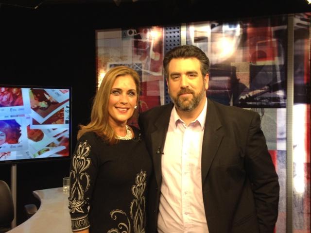 Entrevista Lourdes Berninzon - Carlos Cornejo 2N Septiembre 2013