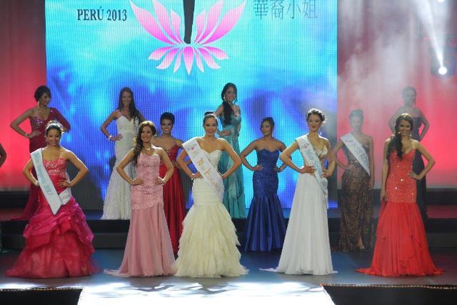 Miss Peru Tusan 2013 II