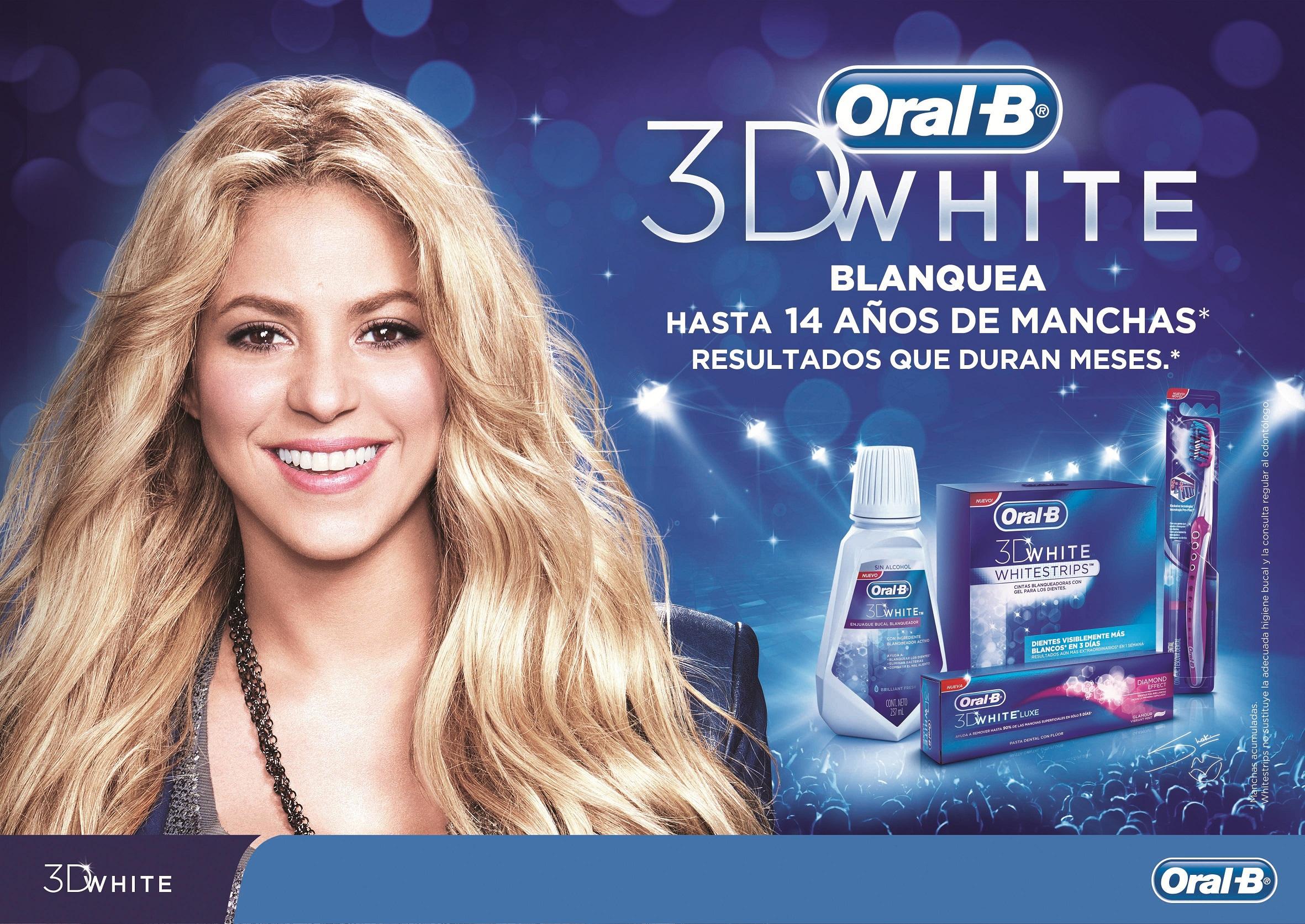 Реклама oral b 8 фотография