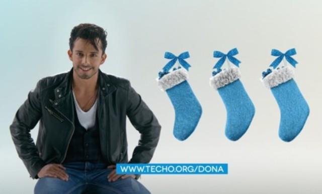 Nikolas Rincon - Todo FOX por TECHO Navidad