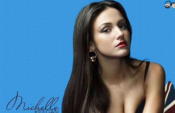 2 Michelle Keegan