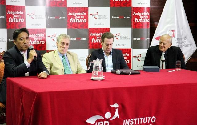 Seminario 1 - Oscar Hamada - Jorge Barraza - Eddie Fleishman - Humberto Martínez Morosini