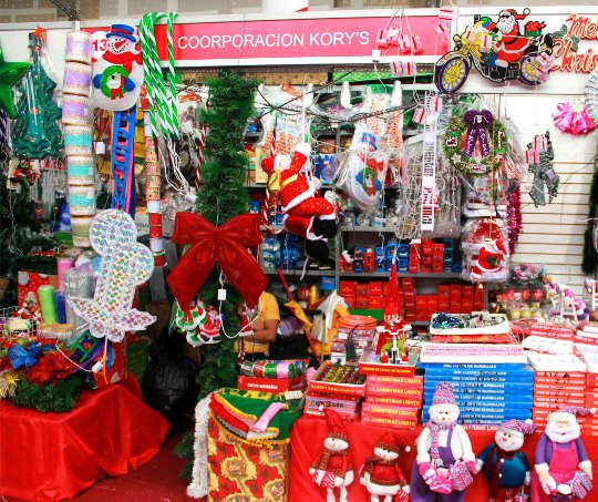 stand feria navidena 2014
