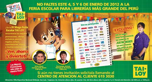 Iv Mega Feria Tai Loy Serperuano Com