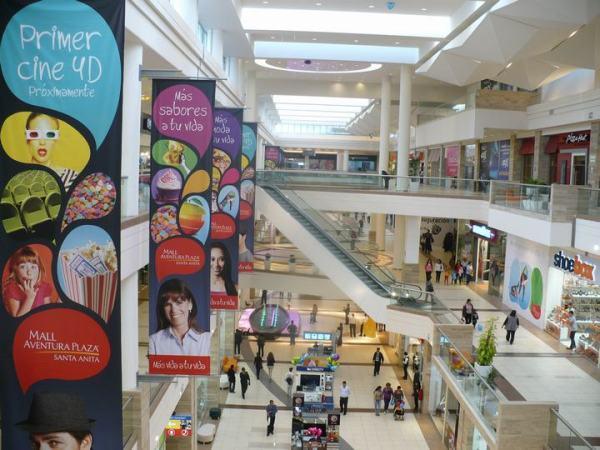 Mall Aventura Plaza Inaugura Primer Mega Centro Comercial