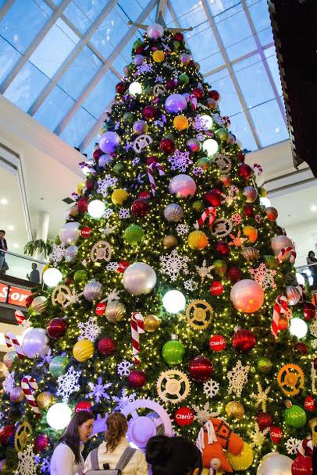 f3cb29f6f04 JOCKEY 2 - ¿Cuánto invierten los Centros Comerciales del mundo en la  decoración por Navidad